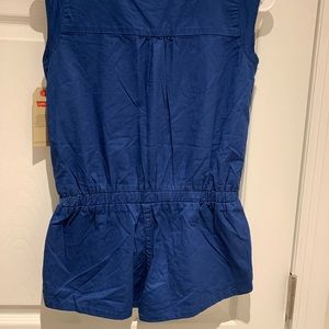 Levi' Blue Romper, NWT, Youth & Adult sizes XS, S